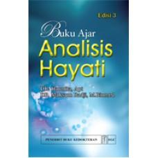 Buku Ajar Analisis Hayati Edisi 3 - Harmita Apt
