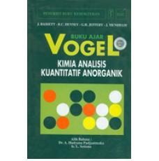 Buku Ajar Vogel Kimia Analisis Kuantitatif Anorganik Bassett