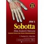 Buku Atlas Anatomi Manusia Sobotta Edisi 23
