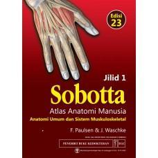 Buku Atlas Anatomi Manusia Sobotta