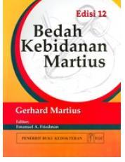 Buku Bedah Kebidanan Edisi 12 - Gerhard Martius