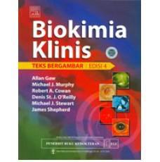 Buku Biokimia Klinis Teks Bergambar Edisi 4 Allan Gaw