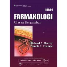 Buku Farmakologi Ulasan Bergambar Edisi 4-Richard A. Harvey