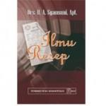 Buku Ilmu Resep – Syamsuni