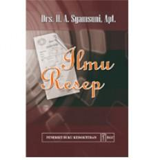 Buku Ilmu Resep - Syamsuni