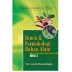 Buku Kimia dan Farmakologi Bahan Alam, Ed. 2 – Sumali Wiryowidagdo