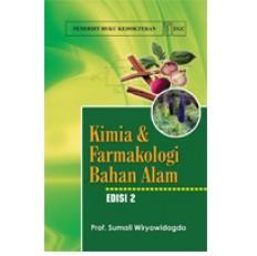Buku Kimia dan Farmakologi Bahan Alam, Ed. 2 - Sumali Wiryowidagdo
