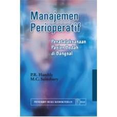 Buku Manajemen Perioperatif Penatalaksanaan Pasien Bedah di Bangsal