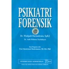Buku Psikiatri Forensik - Wahjadi Darmabrata