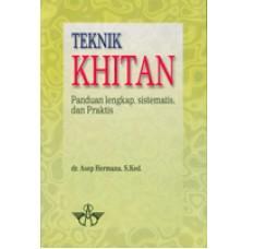 Buku Teknik Khitan - Asep Hermana