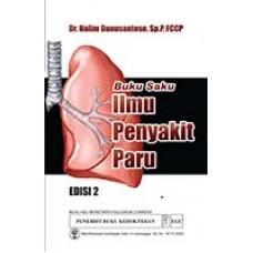 Buku Saku Ilmu Penyakit Paru Edisi 2 by Halim Danusantoso