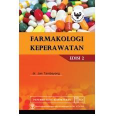 Farmakologi Keperawatan Edisi 2 Karangan Jan Tambayong