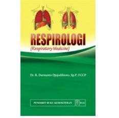 Buku Respirologi (Respiratory Medicine)