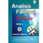 Buku Analisis Farmasi Edisi 2