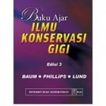 Buku Ajar Ilmu Konservasi Gigi