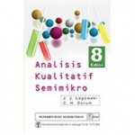 Buku Analisis Kualitatif Semimikro Edisi 8
