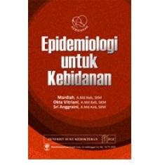 Buku Epidemiologi untuk Kebidanan