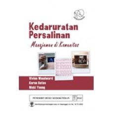 Buku Kedaruratan Persalinan Manajemen di Komunitas