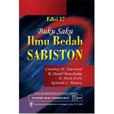 Buku Saku Ilmu Bedah Sabiston Edisi 17