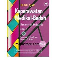 Buku Ajar Keperawatan Medikal Bedah Brunner & Suddarth Edisi 8 Vol. 3