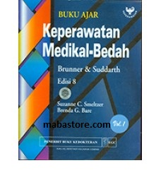 Buku Ajar Keperawatan Medikal-Bedah Brunner & Suddarth Edisi 8 Vol. I