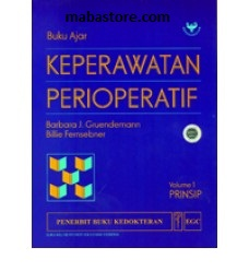 Buku Ajar Keperawatan Perioperatif Vol. 1 Prinsip