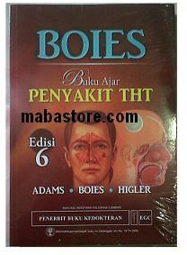 Buku Ajar Penyakit THT BOIES