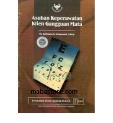 Buku Asuhan Keperawatan Klien Gangguan Mata