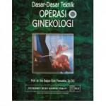 Buku Dasar-dasar Teknik Operasi Ginekologi
