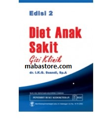 Buku Diet Anak Sakit Gizi Klinik Edisi 2
