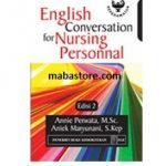 Buku English Conversation for Nursing Personel