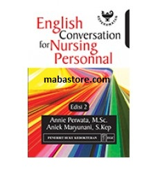Buku English Conversation for Nursing Personel Edisi 2