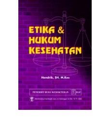 Buku Etika Hukum Kesehatan