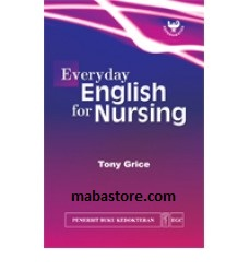 Buku Everyday English for Nursing