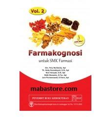 Buku FARMAKOGNOSI untuk SMK Farmasi Volume 2