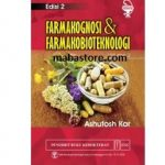 Buku Farmakognosi Farmakobioteknologi