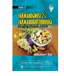 Buku Farmakognosi & Farmakobioteknologi Edisi 2 Volume 3