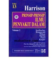 Buku Harrison Prinsip-Prinsip Ilmu Penyakit Dalam Vol. 2