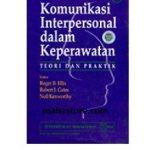 Buku Komunikasi Interpersonal dalam Keperawatan