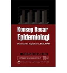 Buku Konsep Dasar Epidemiologi