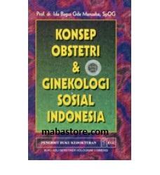 Buku Konsep Obstetri dan Ginekologi Sosial Indonesia