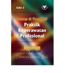 Buku Konsep & Perspektif Praktik Keperawatan Profesional Edisi 2