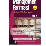 Buku Manajemen Farmasi untuk SMK Farmasi Volume 2