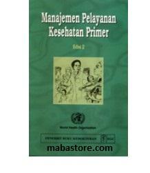 Buku Manajemen Pelayanan Kesehatan Primer