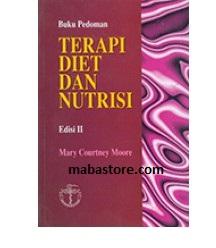 Buku Pedoman Terapi Diet dan Nutrisi