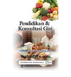 Buku Pendidikan Konsultasi Gizi