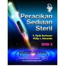 Buku Peracikan Sediaan Steril Edisi 2