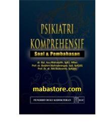 Buku Psikiatri Komprehensif soal dan pembahasan