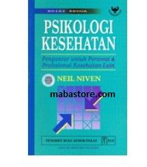 Buku Psikologi Kesehatan Pengantar untuk Perawat & Profesional Kesehatan Lain Ed. 2