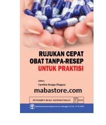 Buku Rujukan Cepat Obat Tanpa Resep untuk Praktisi